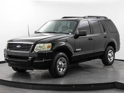 Used FORD EXPLORER 2006 MIAMI XLS