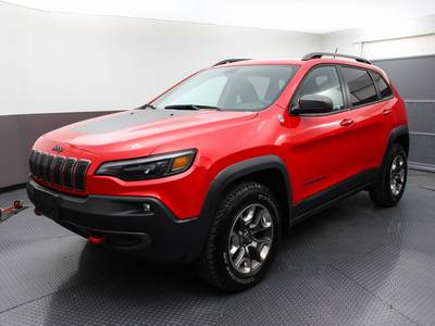Used JEEP CHEROKEE 2019 MARGATE TRAILHAWK