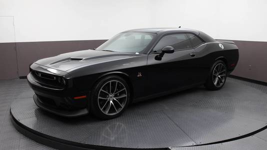 Used DODGE CHALLENGER 2018 MIAMI R/T SCAT PACK