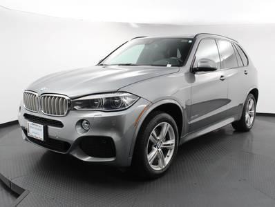 Used BMW X5 2017 WEST PALM XDRIVE50I