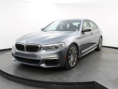 Used BMW 5-SERIES 2018 MIAMI M550I XDRIVE