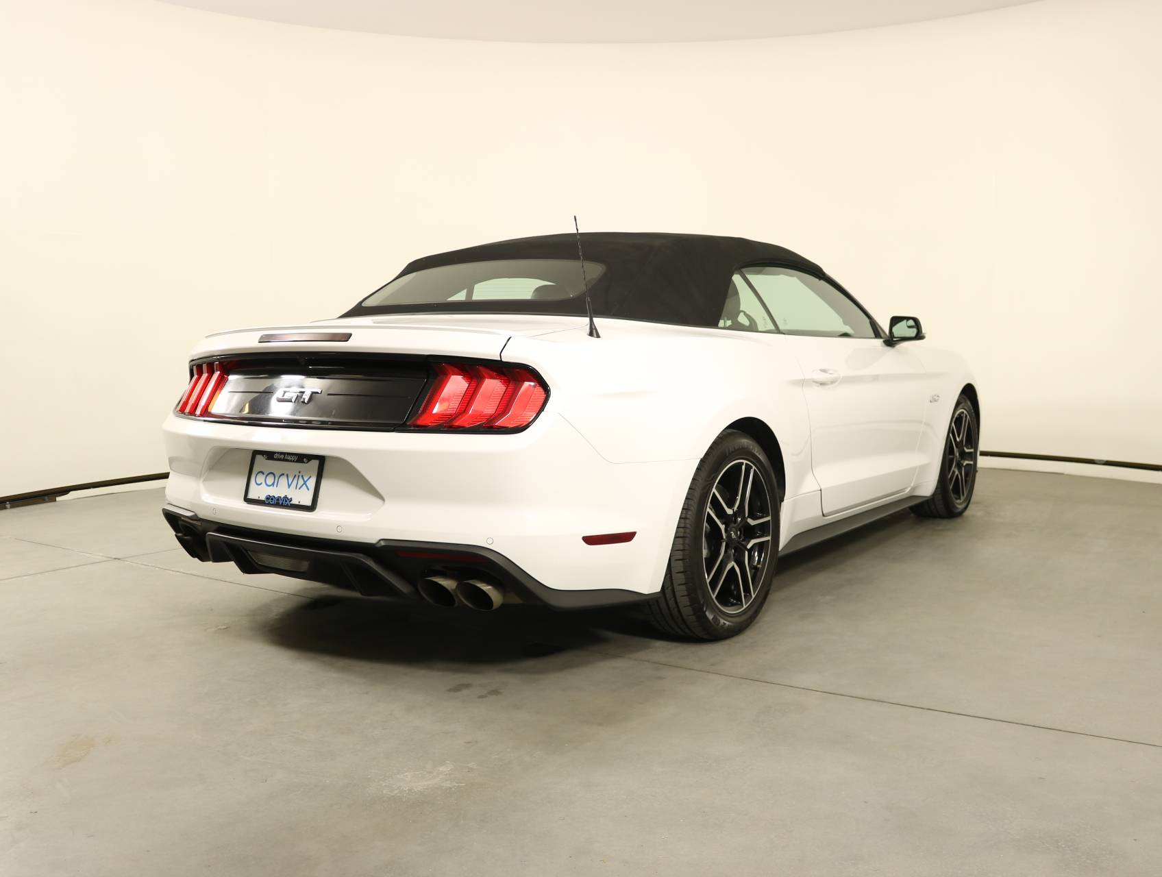 used vehicle - Convertible FORD MUSTANG 2019