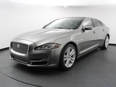 Used JAGUAR XJ 2017 WEST PALM XJL PORTFOLIO