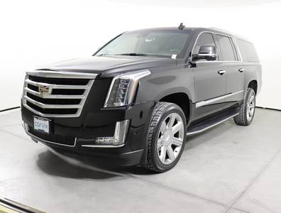 Used CADILLAC ESCALADE-ESV 2019 SAN ANTONIO LUXURY