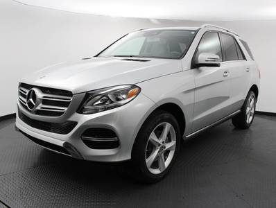 Used MERCEDES-BENZ GLE 2018 WEST PALM GLE 350