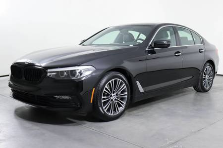 Used BMW 5-SERIES 2018 SAN ANTONIO 530I
