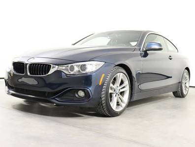 Used BMW 4-SERIES 2017 SAN ANTONIO 430I