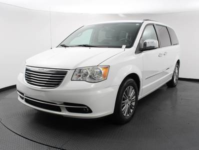 Used CHRYSLER TOWN-AND-COUNTRY 2014 WEST PALM TOURING-L