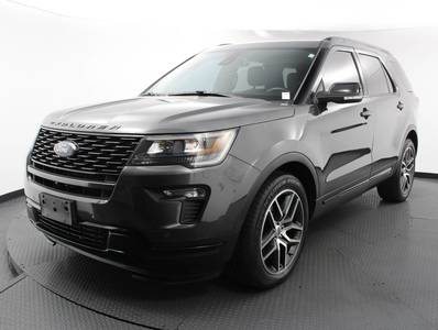 Used FORD EXPLORER 2018 MIAMI SPORT