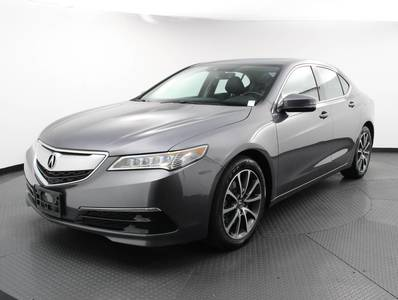 Used ACURA TLX 2017 WEST PALM V6 W/TECHNOLOGY PKG