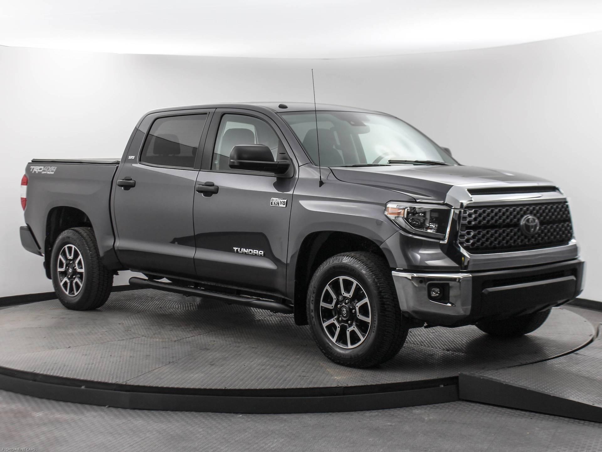Florida Fine Cars - Used vehicle - Truck TOYOTA TUNDRA 4WD 2018