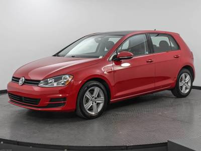 Used VOLKSWAGEN GOLF 2017 MIAMI WOLFSBURG EDITION