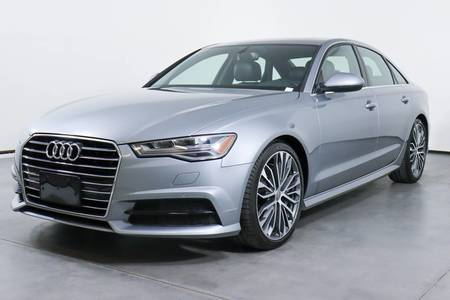 Used AUDI A6 2017 SAN ANTONIO PREMIUM PLUS