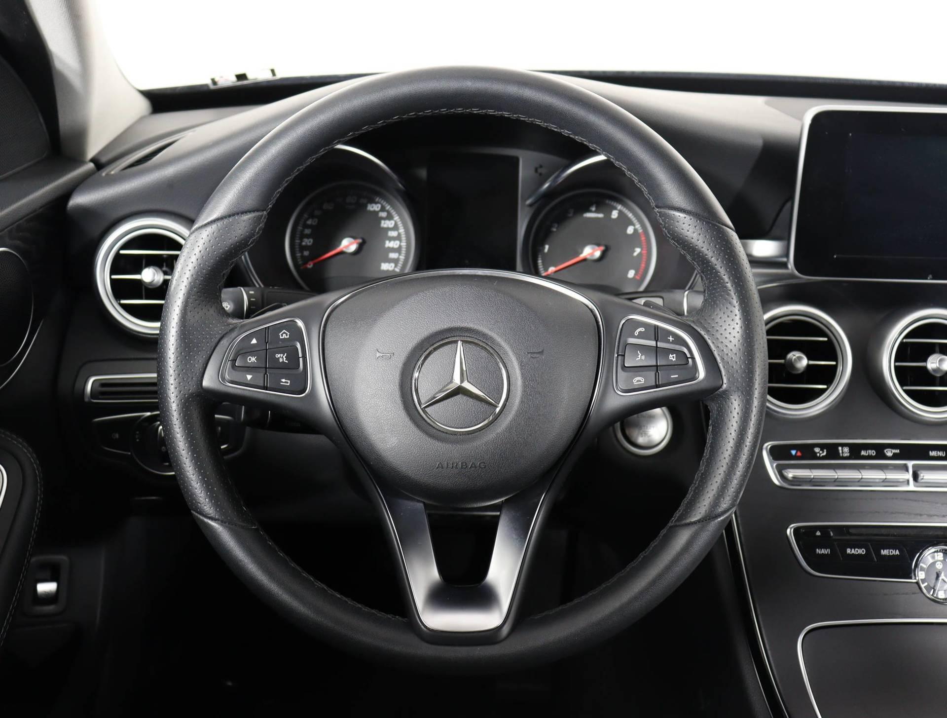 used vehicle - Sedan MERCEDES-BENZ C-CLASS 2017