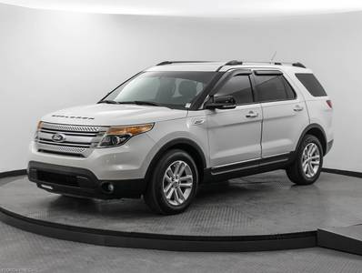Used FORD EXPLORER 2014 MIAMI XLT