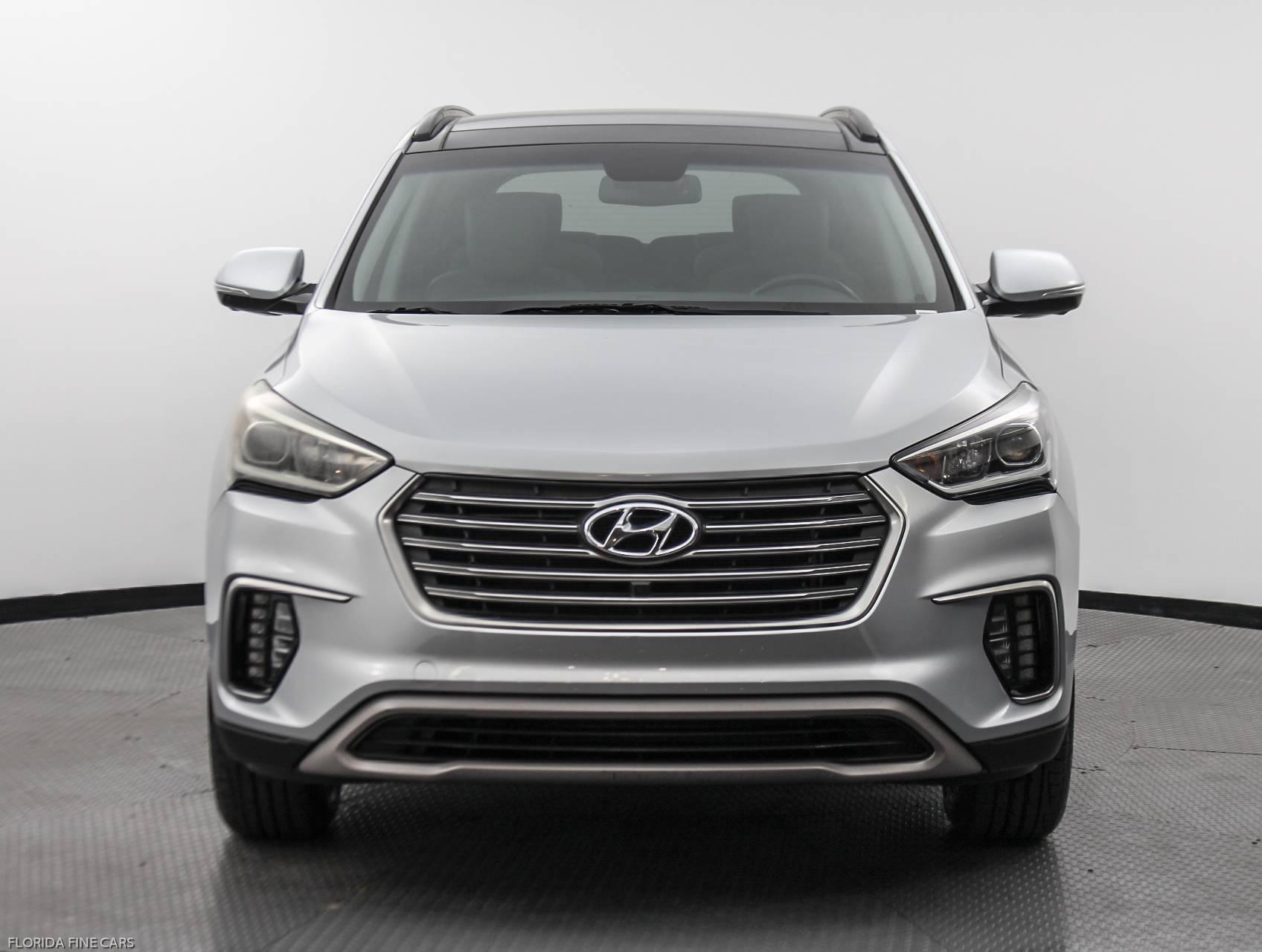 Florida Fine Cars - Used vehicle - SUV HYUNDAI SANTA FE 2017