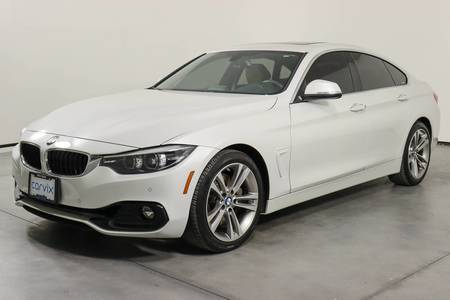 Used BMW 4-SERIES 2018 SAN ANTONIO 440I