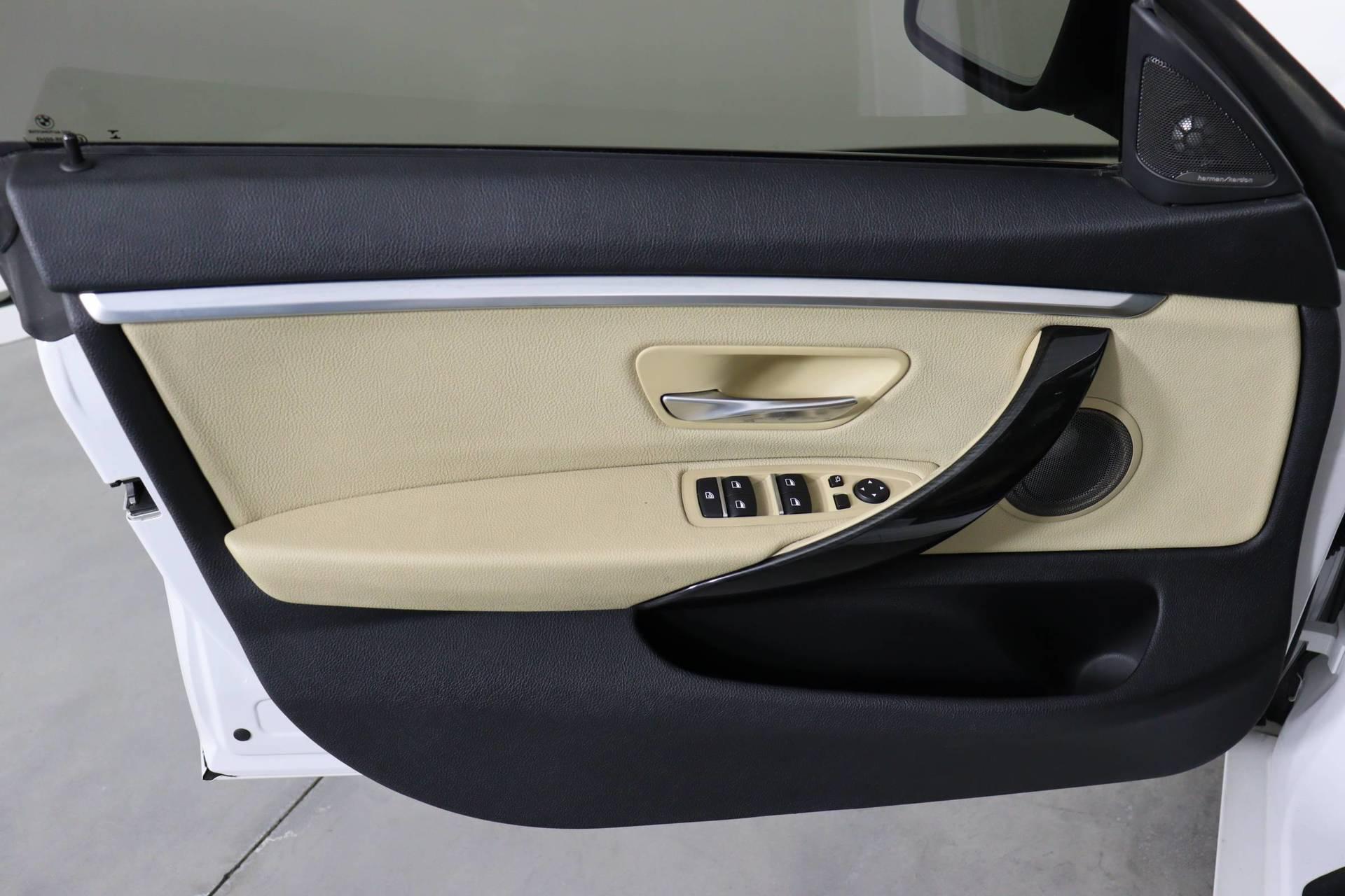 used vehicle - Sedan BMW 4 SERIES 2018