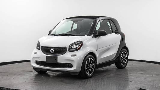 Used SMART FORTWO-ELECTRIC-DRIVE 2017 MIAMI PASSION