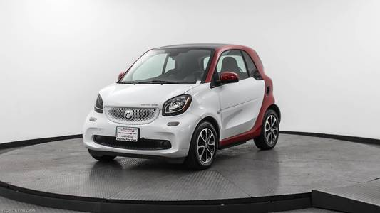 Used SMART FORTWO-ELECTRIC-DRIVE 2017 MARGATE PASSION