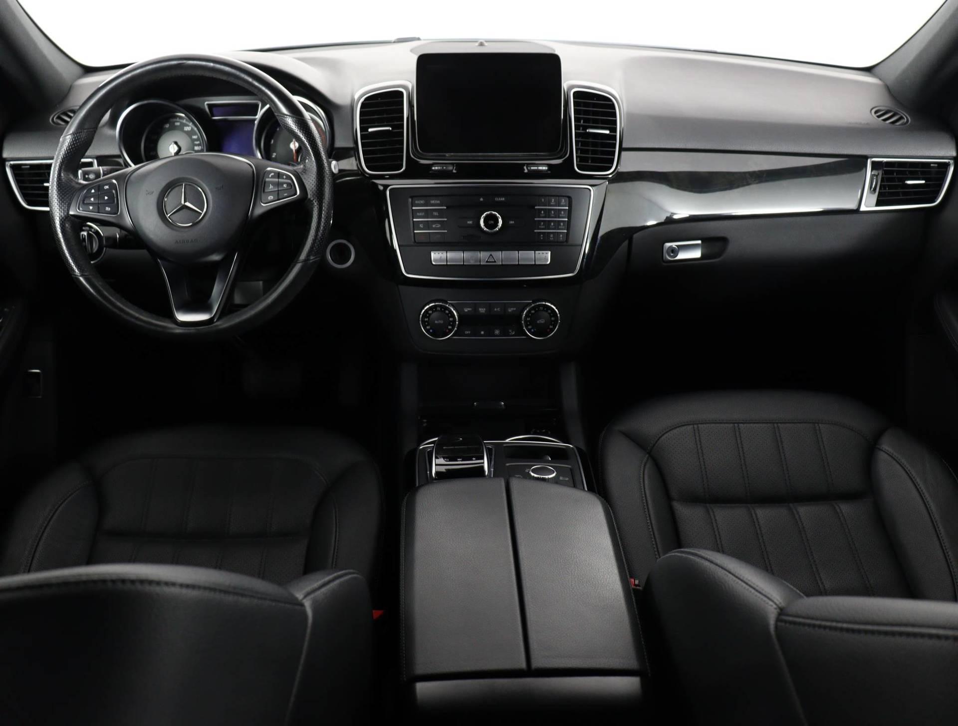 used vehicle - SUV MERCEDES-BENZ GLE 2018