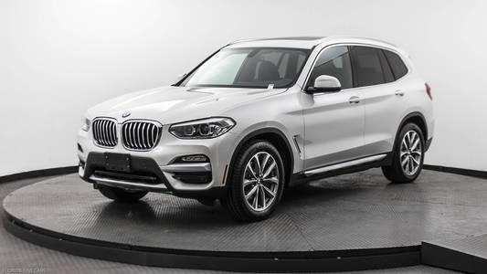 Used BMW X3 2018 MIAMI XDRIVE30I
