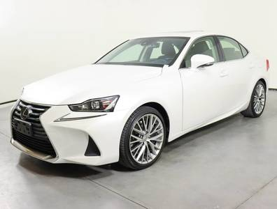 Used LEXUS IS 2018 SAN ANTONIO IS 300