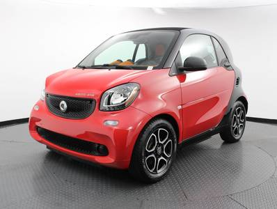 Used SMART FORTWO-ELECTRIC-DRIVE 2018 WEST PALM PASSION