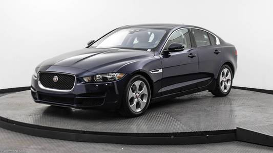 Used JAGUAR XE 2017 MIAMI 20D