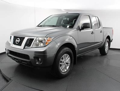 Used NISSAN FRONTIER 2017 WEST PALM SV V6