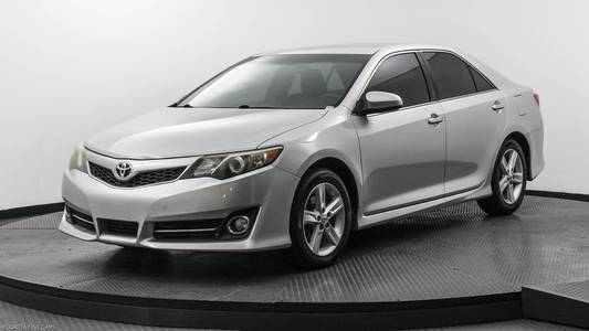 Used TOYOTA CAMRY 2014 MARGATE LE