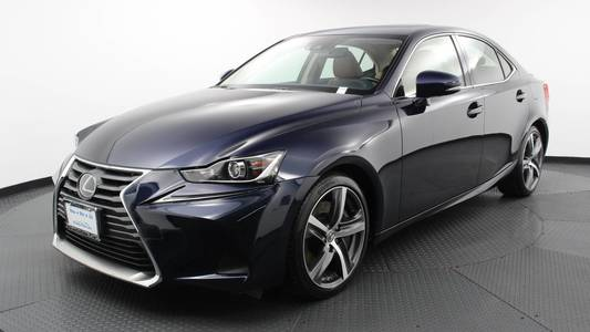 Used LEXUS IS 2018 WEST PALM IS 300
