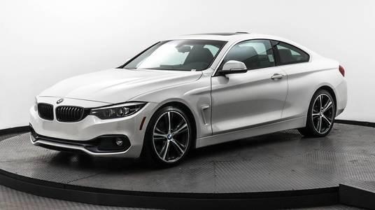 Used BMW 4-SERIES 2019 MIAMI 430I