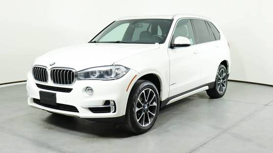 Used BMW X5 2017 SAN ANTONIO SDRIVE35I