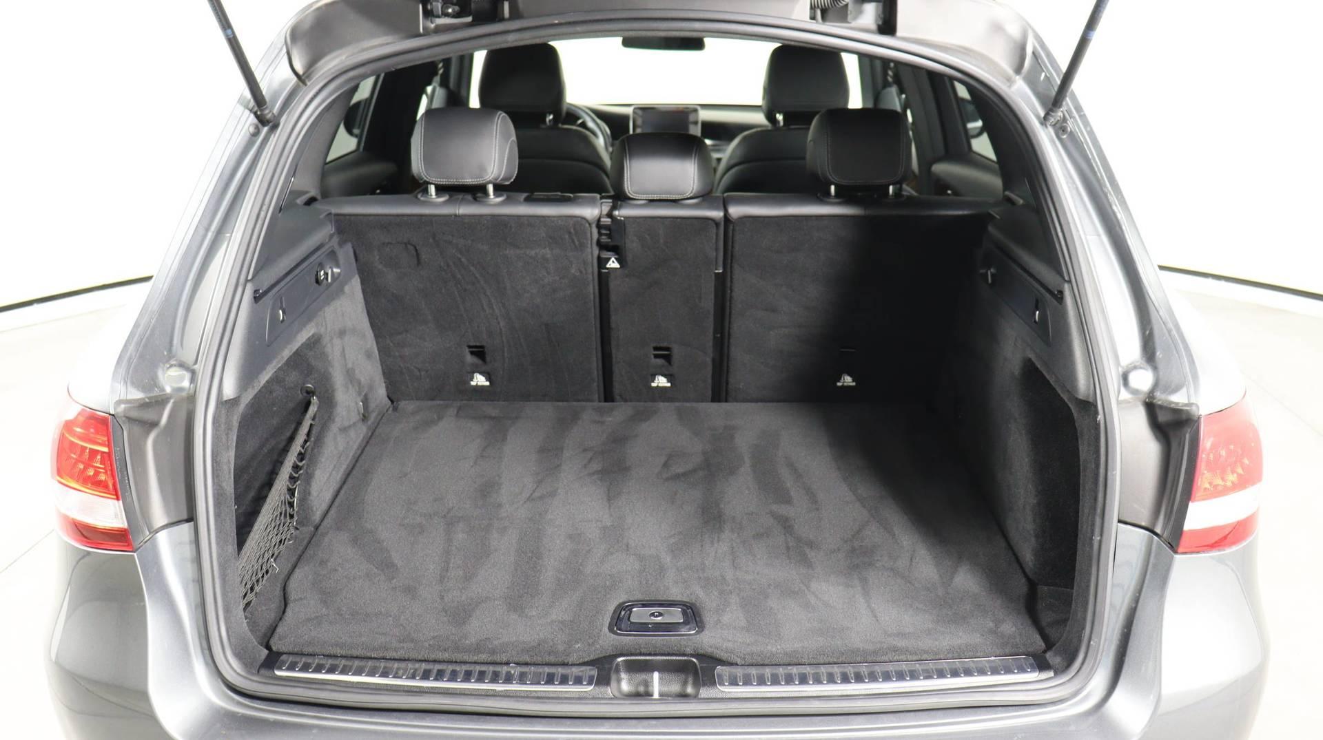 used vehicle - SUV MERCEDES-BENZ GLC 2017