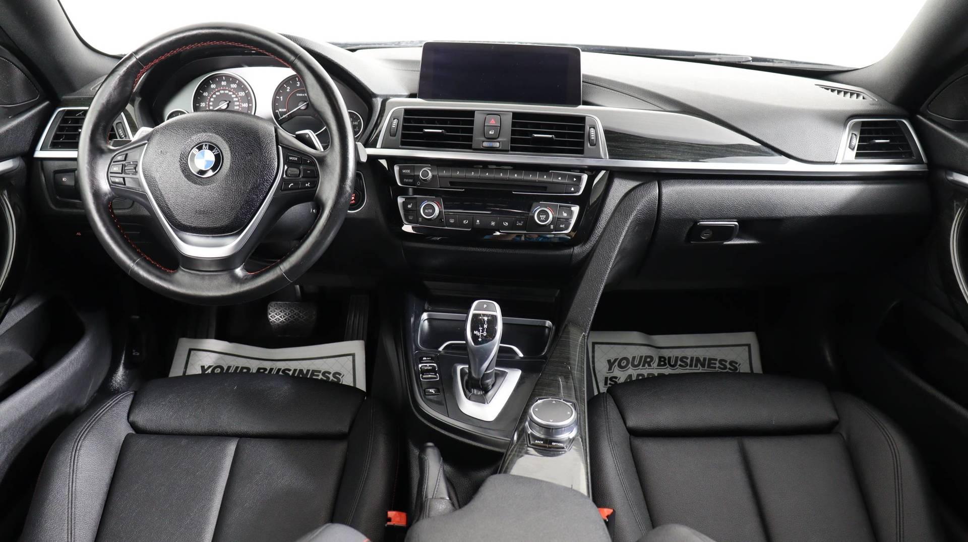 Carvix - Used vehicle - Sedan BMW 4 SERIES 2018