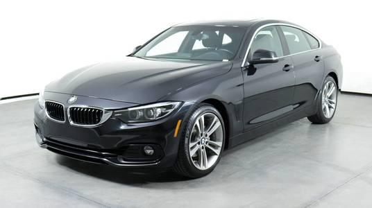 Used BMW 4-SERIES 2018 SAN ANTONIO 430I