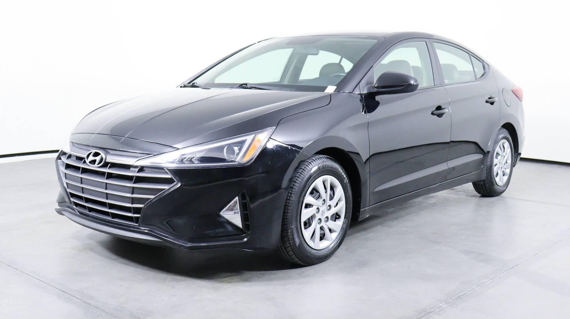 Carvix - Used vehicle - Sedan HYUNDAI ELANTRA 2019