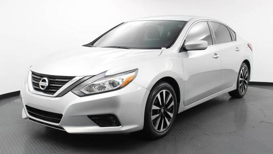 Used NISSAN ALTIMA 2018 WEST PALM 2.5 SV