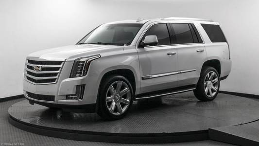 Used CADILLAC ESCALADE 2016 WEST PALM LUXURY COLLECTION