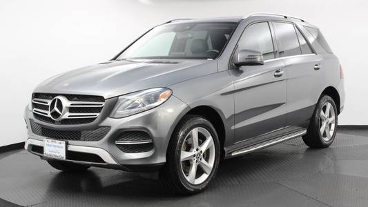 Used MERCEDES-BENZ GLE 2017 WEST PALM GLE 350