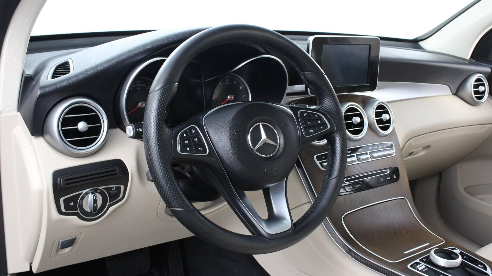 Florida Fine Cars - Used vehicle - SUV MERCEDES-BENZ GLC 2019