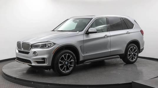 Used BMW X5 2018 WEST-PALM SDRIVE35I, Florida Fine Cars