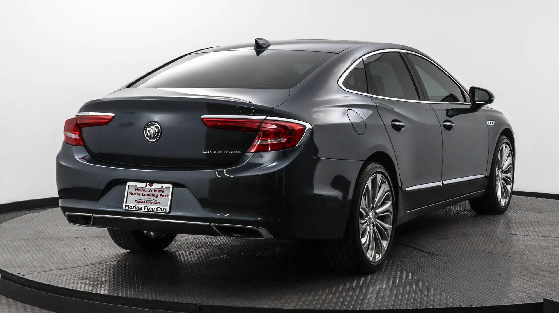Florida Fine Cars - Used vehicle - Sedan BUICK LACROSSE 2019