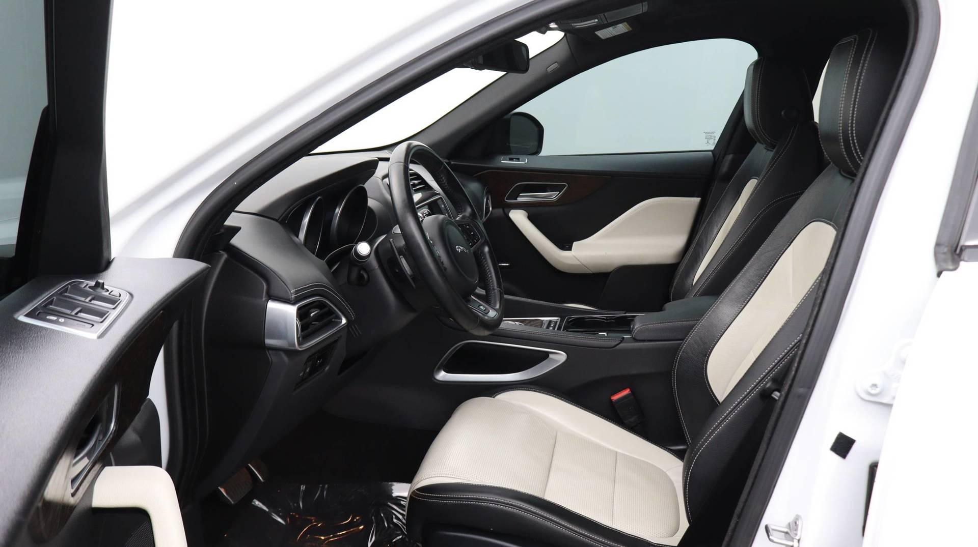 Florida Fine Cars - Used vehicle - SUV JAGUAR F-PACE 2017