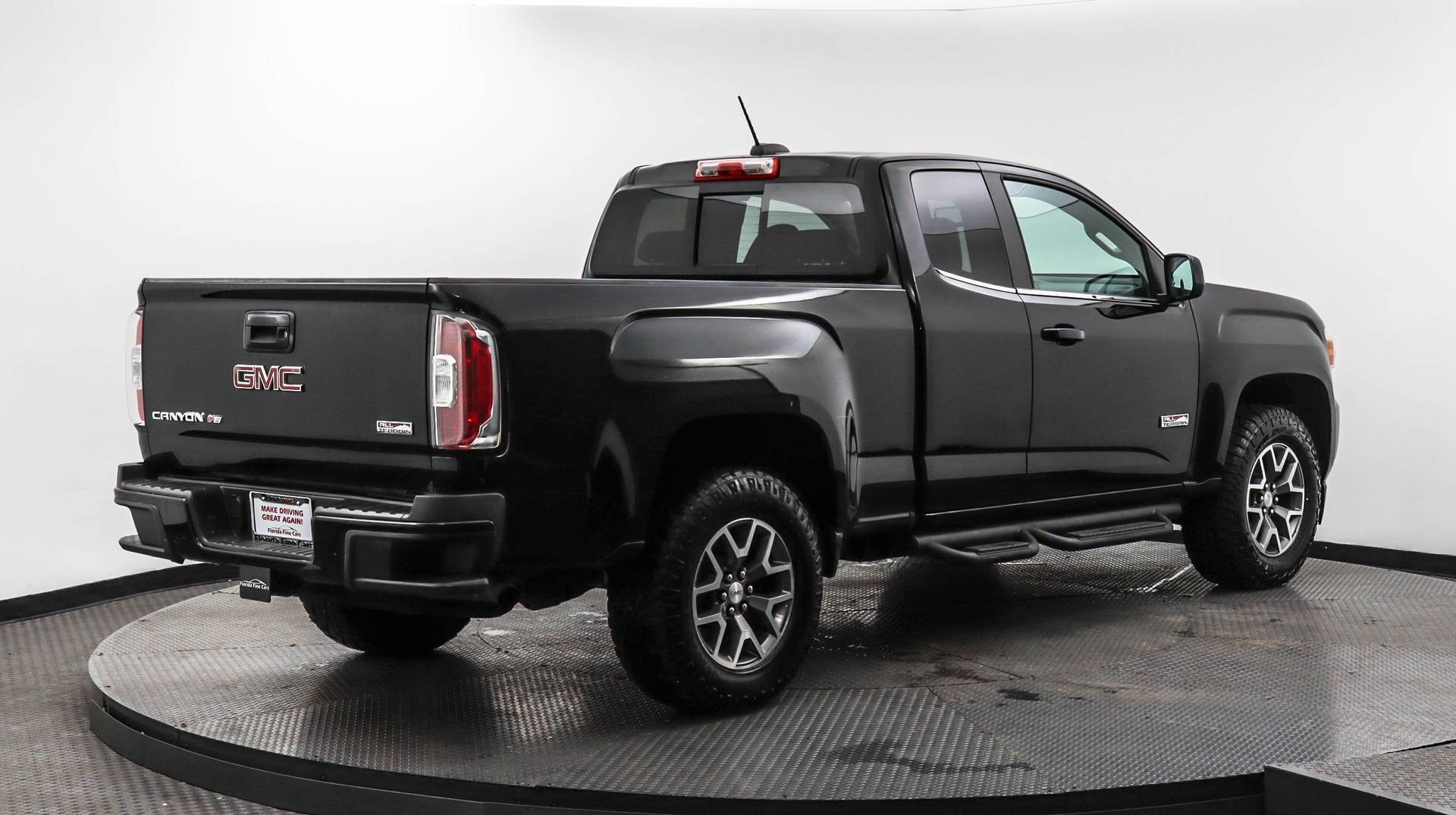 Florida Fine Cars - Used vehicle - Truck GMC CANYON 2018