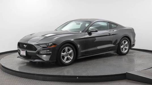 Used FORD MUSTANG 2019 MIAMI ECOBOOST, Florida Fine Cars