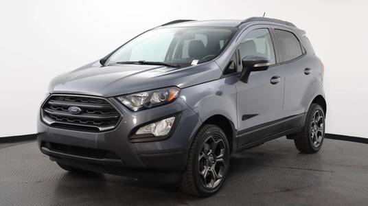 Used FORD ECOSPORT 2018 WEST PALM SES