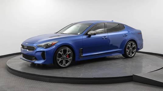 Used KIA STINGER 2018 MIAMI GT, Florida Fine Cars