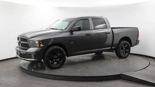 Used RAM 1500-CLASSIC 2019 WEST PALM EXPRESS